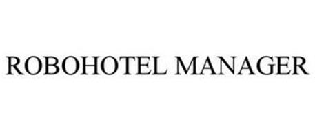 ROBOHOTEL MANAGER