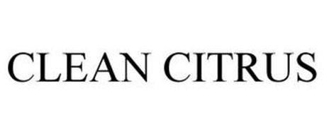 CLEAN CITRUS