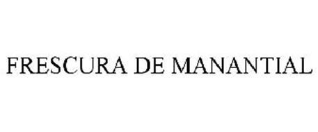 FRESCURA DE MANANTIAL