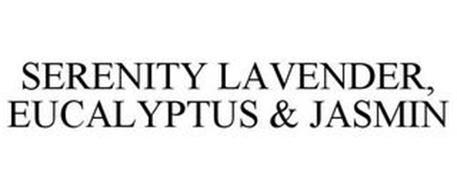 SERENITY LAVENDER, EUCALYPTUS & JASMIN