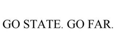 GO STATE. GO FAR.