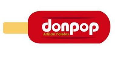 DONPOP ARTISAN PALETAS