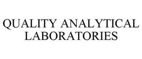 QUALITY ANALYTICAL LABORATORIES