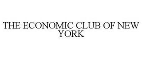 THE ECONOMIC CLUB OF NEW YORK