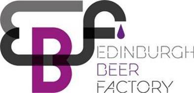 EBF EDINBURGH BEER FACTORY