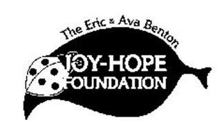 THE ERIC & AVA BENTON JOY-HOPE FOUNDATION