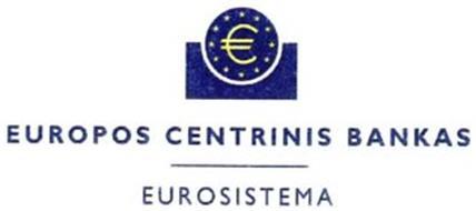 ¿ EUROPOS CENTRINIS BANKAS EUROSISTEMA