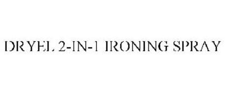 DRYEL 2-IN-1 IRONING SPRAY