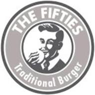 THE FIFTIES TRADITIONAL BURGER