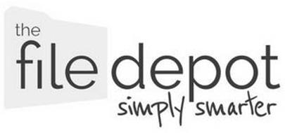 THE FILE DEPOT SIMPLY SMARTER