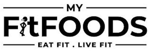 MY FITFOODS EAT FIT. LIVE FIT