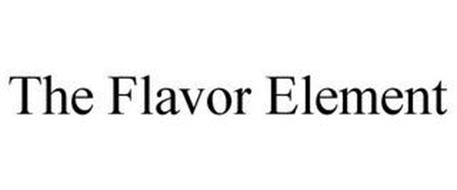 THE FLAVOR ELEMENT
