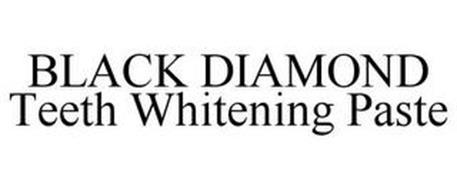 BLACK DIAMOND TEETH WHITENING PASTE