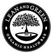 LEAN AND GREEN ORGANIC HEALTH BAR