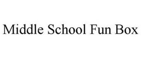 MIDDLE SCHOOL FUN BOX