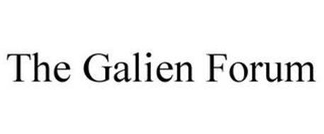 THE GALIEN FORUM