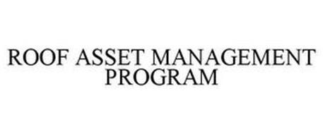 ROOF ASSET MANAGEMENT PROGRAM