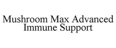 MUSHROOM MAX ADVANCED IMMUNE SUPPORT