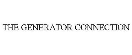 THE GENERATOR CONNECTION