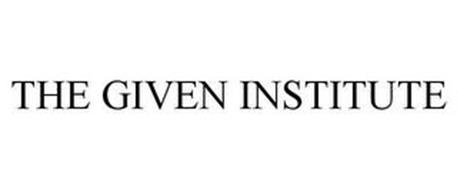 THE GIVEN INSTITUTE