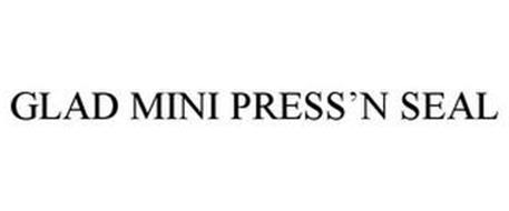 GLAD MINI PRESS'N SEAL
