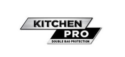 KITCHEN PRO DOUBLE BAG PROTECTION