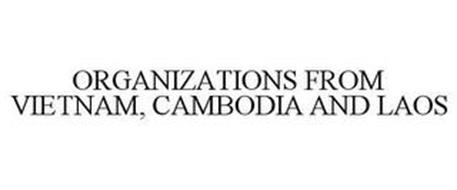 ORGANIZATIONS FROM VIETNAM, CAMBODIA AND LAOS