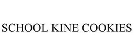 SCHOOL KINE COOKIES