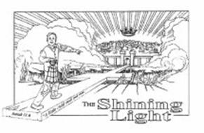 """THE SHINING LIGHT ISAIAH 11:6 """"A CHILD SHALL LEAD THEM..."""""""