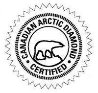 CERTIFIED CANADIAN ARCTIC DIAMOND