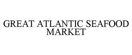 Great atlantic seafood market trademark of the great for Atlantic fish market