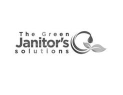 THE GREEN JANITOR'S SOLUTIONS