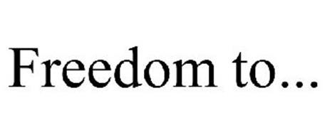 FREEDOM TO... Trademark of The Guardian Life Insurance ...
