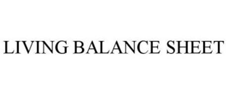 LIVING BALANCE SHEET