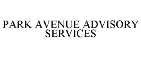 PARK AVENUE ADVISORY SERVICES