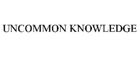 UNCOMMON KNOWLEDGE Trademark of The Guardian Life ...