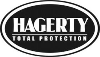 hagerty total protection trademark of the hagerty group llc serial number 78461192. Black Bedroom Furniture Sets. Home Design Ideas