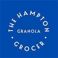 THE HAMPTON GROCER GRANOLA