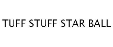 TUFF STUFF STAR BALL