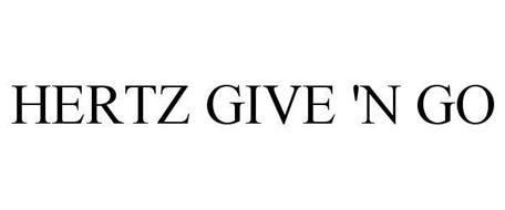 HERTZ GIVE 'N GO