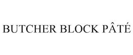 BUTCHER BLOCK PÂTÉ