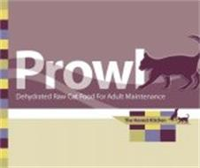 PROWL DEHYDRATED RAW CAT FOOD FOR ADULT MAINTENANCE THE HONEST KITCHEN