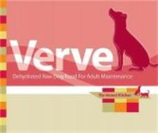 VERVE DEHYDRATED RAW DOG FOOD FOR ADULT MAINTENANCE THE HONEST KITCHEN