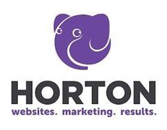HORTON WEBSITES. MARKETING. RESULTS.