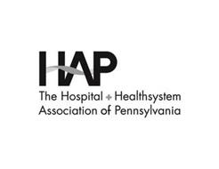 HAP THE HOSPITAL + HEALTHSYSTEM ASSOCIATION OF PENNSYLVANIA