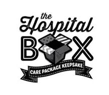 THE HOSPITAL BOX CARE PACKAGE KEEPSAKE