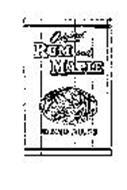 ORIGINAL RUM AND MAPLE BLEND NO.53