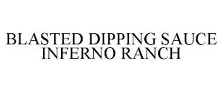 BLASTED DIPPING SAUCE INFERNO RANCH