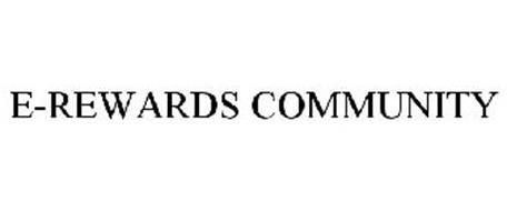 E-REWARDS COMMUNITY