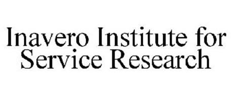 INAVERO INSTITUTE FOR SERVICE RESEARCH